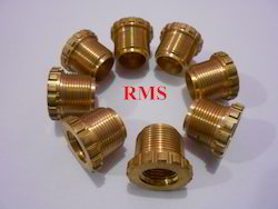 Brass Gas Cylinder Valve Parts