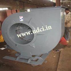 40 Hp 350MMWC Industrial ID Fan, Impeller Size: 1200
