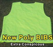 New Glowing Fibre Bib