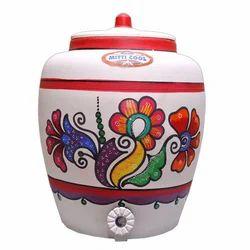 Clay Water Pot
