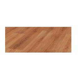 Kronotex Matte Laminated Wooden Flooring, for Residential, Thickness: 8 Mm