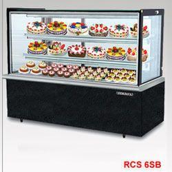 Rectangular Confectionery Showcase