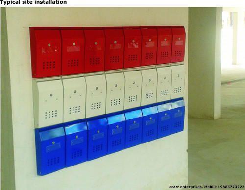 Acarr Apartment Letter Box