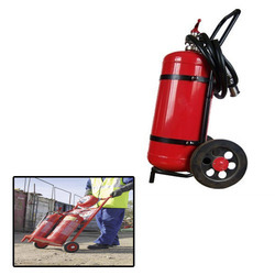 Trolley Type Fire Extinguisher for Office