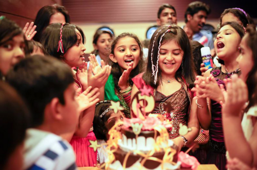 Birthday Party Photography Services In Sector 50 Gurgaon Sundeep