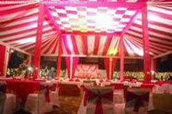 Tenting And Decorations Services