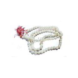 Crystal Quartz Pink (Sphatik) Rosary
