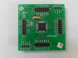 Mini ARM  Board LPC2418