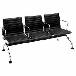 triple seated home office area. Three Seater Chairs For Offices And Hospital Triple Seated Home Office Area