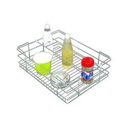 Bottle Storage Basket