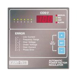 Digital Intelligent Power Factor Regulator KM PFR-9-06 / KM PFR-9-12