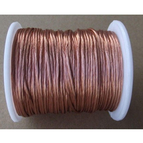 Copper Electrical Wire >> Braided Copper Wire - Stranded Copper Wire Round Exporter from Jaipur