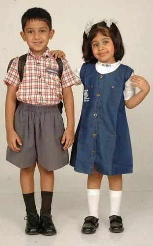 School Uniform | Marks Uniform | Manufacturer in Alwar | ID