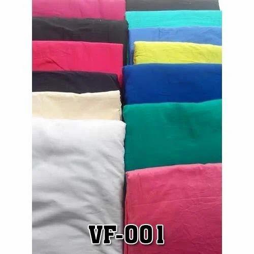 Voile Multiple Color Fabrics