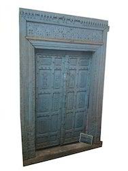Antique architectural Door