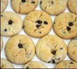 Vanilla Choco Chip Cookies