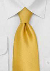 Yellow Color Tie