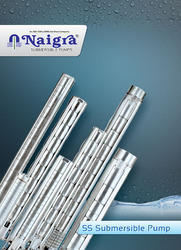 Stainless Steel Deepwelll Submersible Pump
