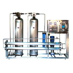 Industrial RO Plant With Filtration System