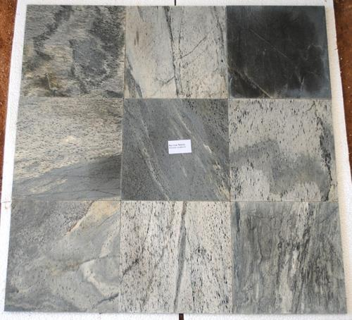Silver Shine Polished Slate