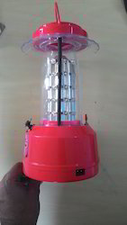 LED Lantern With 6 V Battery