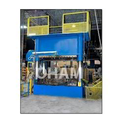 Heavy Duty Compression Molding Press