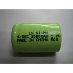 Industrial Battery (4/5 Sc) Nimh 1.2 V Rechargeable Battery