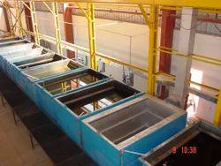 Mild Steel Coating Plant