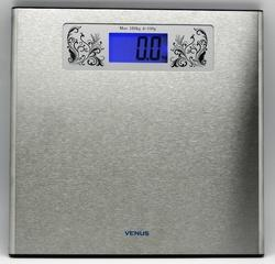 EPS - 4599 Stainless Steel Personal Weighing Scales