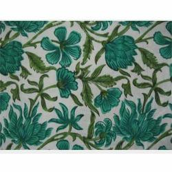 Traditional Cotton Printed Fabric
