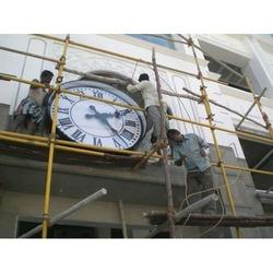 Outdoor Clocks
