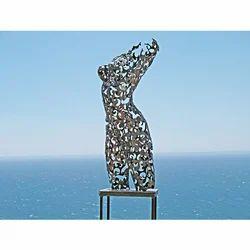 SS Steel Sculpture