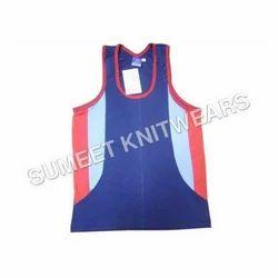 Sports Men's Vest