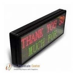 Electronic Display Signage