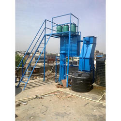 Automatic Effluent Water Treatment Plant