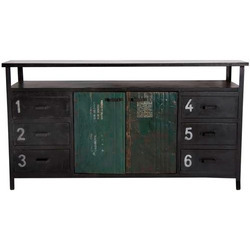 Iron Recycled Sideboard