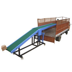 Truck Loading Conveyor Mobile Truck Loader Manufacturer