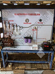 Fuel Injection System Of Diesel Engine