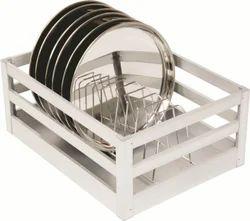 Stainless Steel Thali Basket