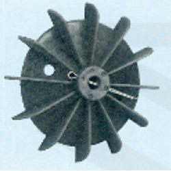 Plastic Fan Suitable For 63 Frame Size