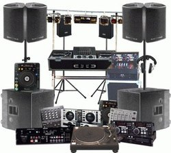 sound systems rental in india. Black Bedroom Furniture Sets. Home Design Ideas