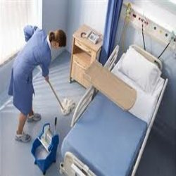 Monthly Commercial Hospital Housekeeping Services