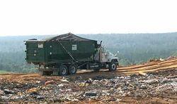 Landfill Facilities Logistics Service
