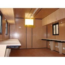 FRP Portable Office Cabins