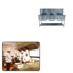 Kitchen Equipment for Hotels