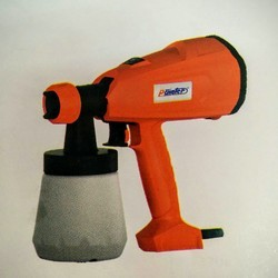 Electronically Operated Paint Spray Gun