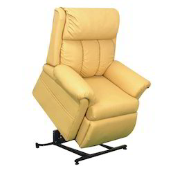 Bonded Leather Power Lift Living Room Recliner