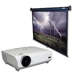 Lcd/dlp Projector Hire/rent Delhi Gurgaon Noida in Palam