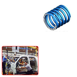 Compression Springs for Automobile Industry