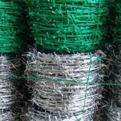 Barbed Wire - Coloured Barbed Wire Manufacturer from Ludhiana
